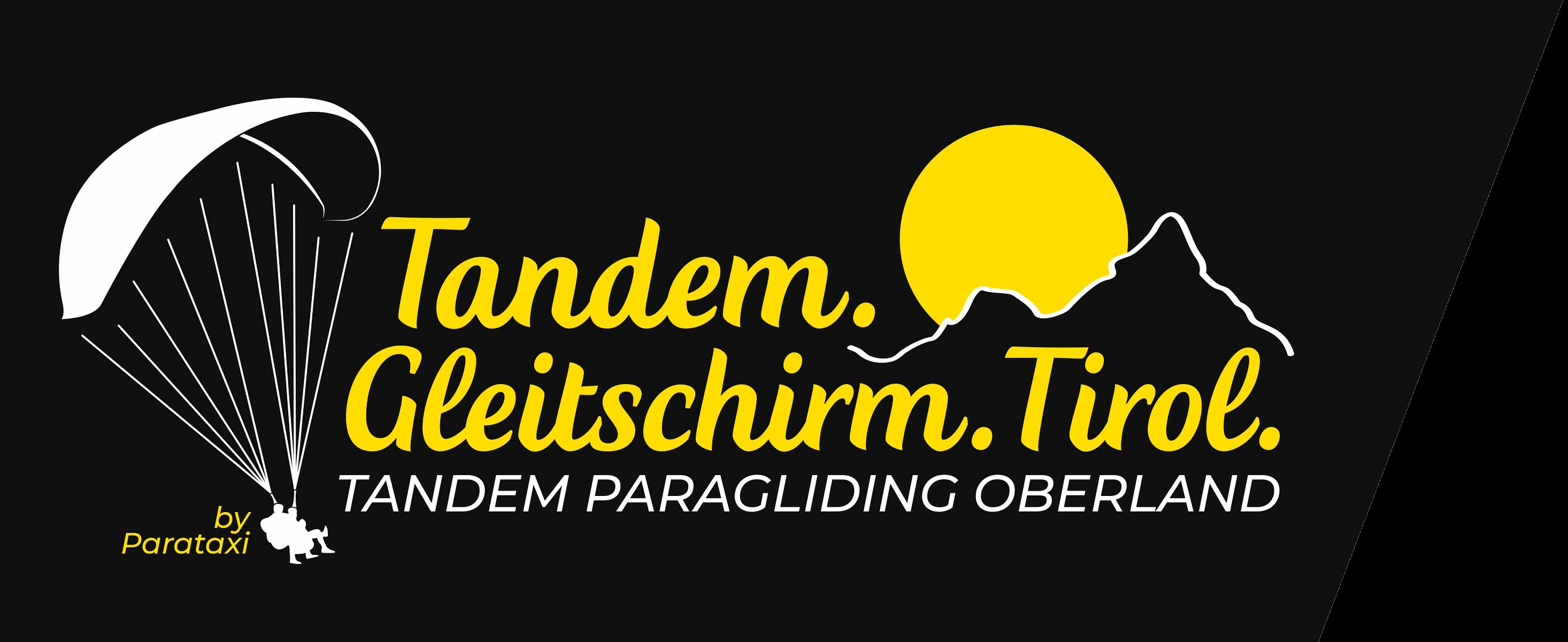 Tandem Gleitschirm Tirol